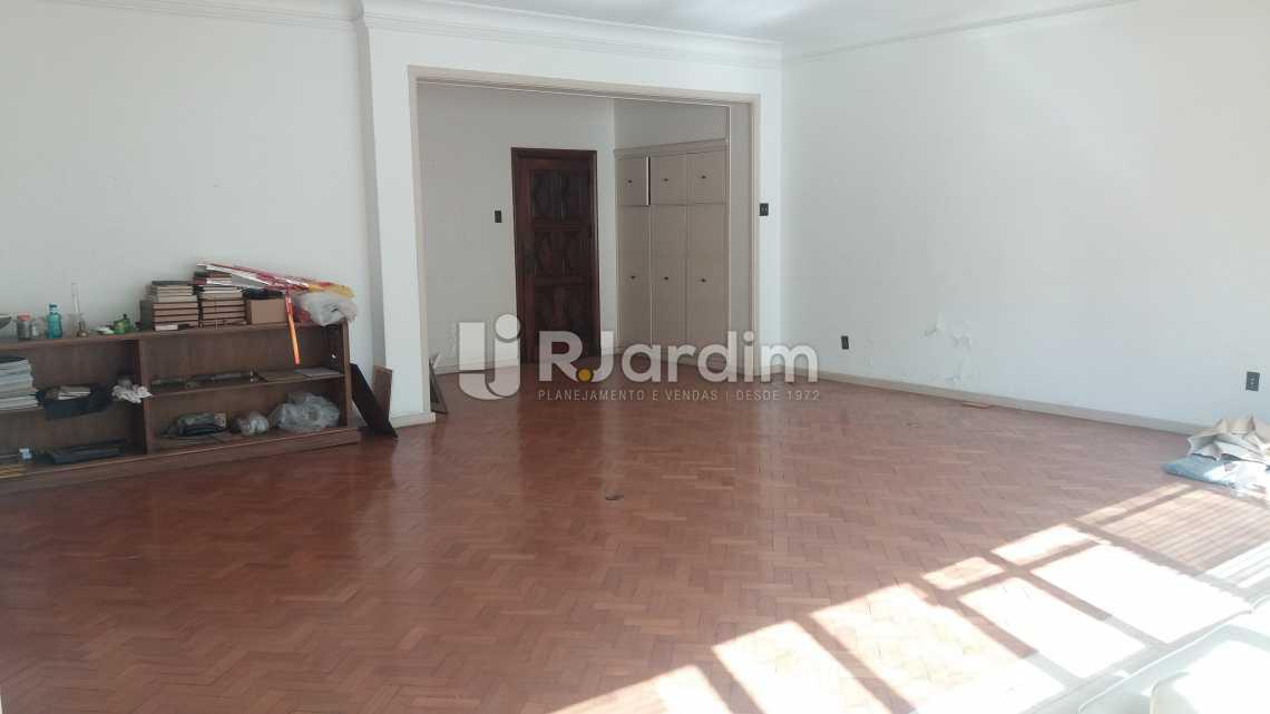 Living - Apartamento à venda Rua Constante Ramos,Copacabana, Zona Sul,Rio de Janeiro - R$ 2.680.000 - LAAP40631 - 26
