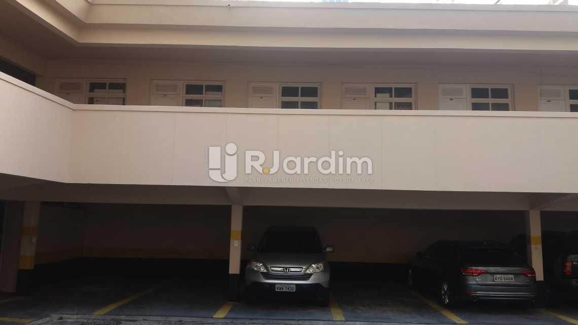 Garagem/Quarto motorista - Apartamento à venda Rua Constante Ramos,Copacabana, Zona Sul,Rio de Janeiro - R$ 2.680.000 - LAAP40631 - 21