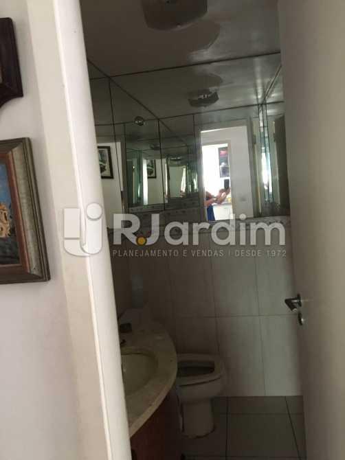 banheiro - Casa em Condominio À VENDA, Barra da Tijuca, Rio de Janeiro, RJ - LACN40014 - 22