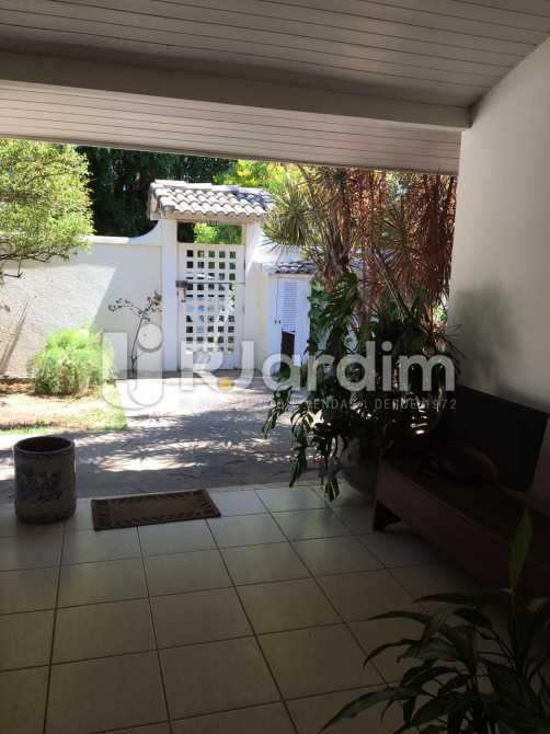 entrada  - Casa em Condominio À VENDA, Barra da Tijuca, Rio de Janeiro, RJ - LACN40014 - 1