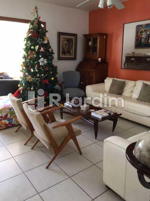 sala - Casa em Condominio À VENDA, Barra da Tijuca, Rio de Janeiro, RJ - LACN40014 - 4