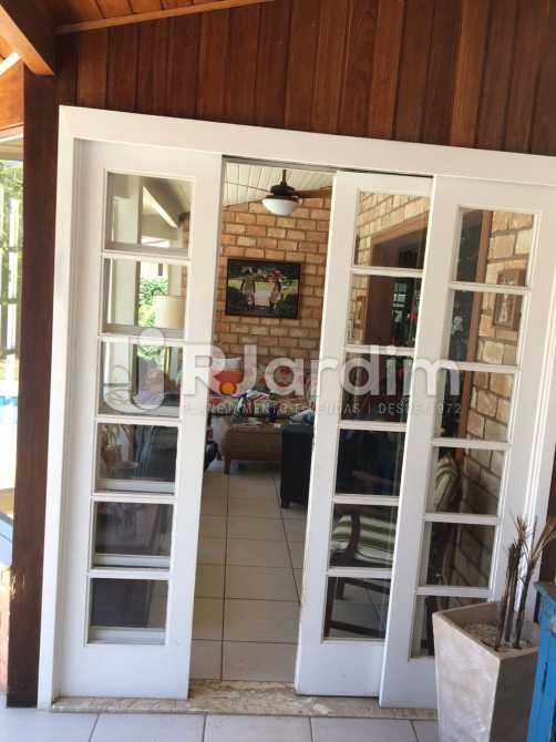 sala de estar - Casa em Condominio À VENDA, Barra da Tijuca, Rio de Janeiro, RJ - LACN40014 - 5