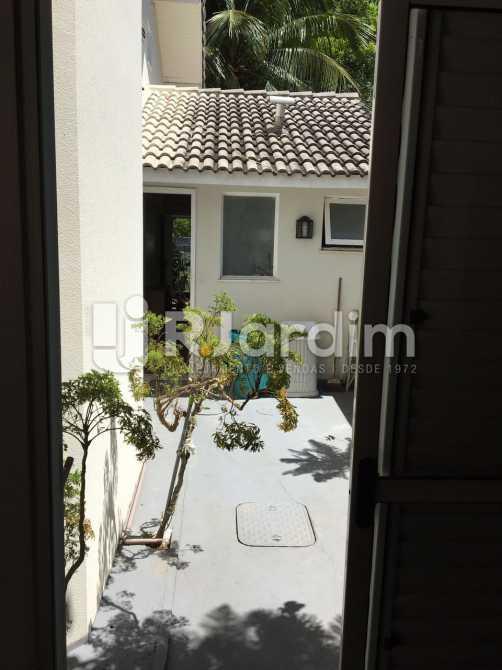 terraço - Casa em Condominio À VENDA, Barra da Tijuca, Rio de Janeiro, RJ - LACN40014 - 24