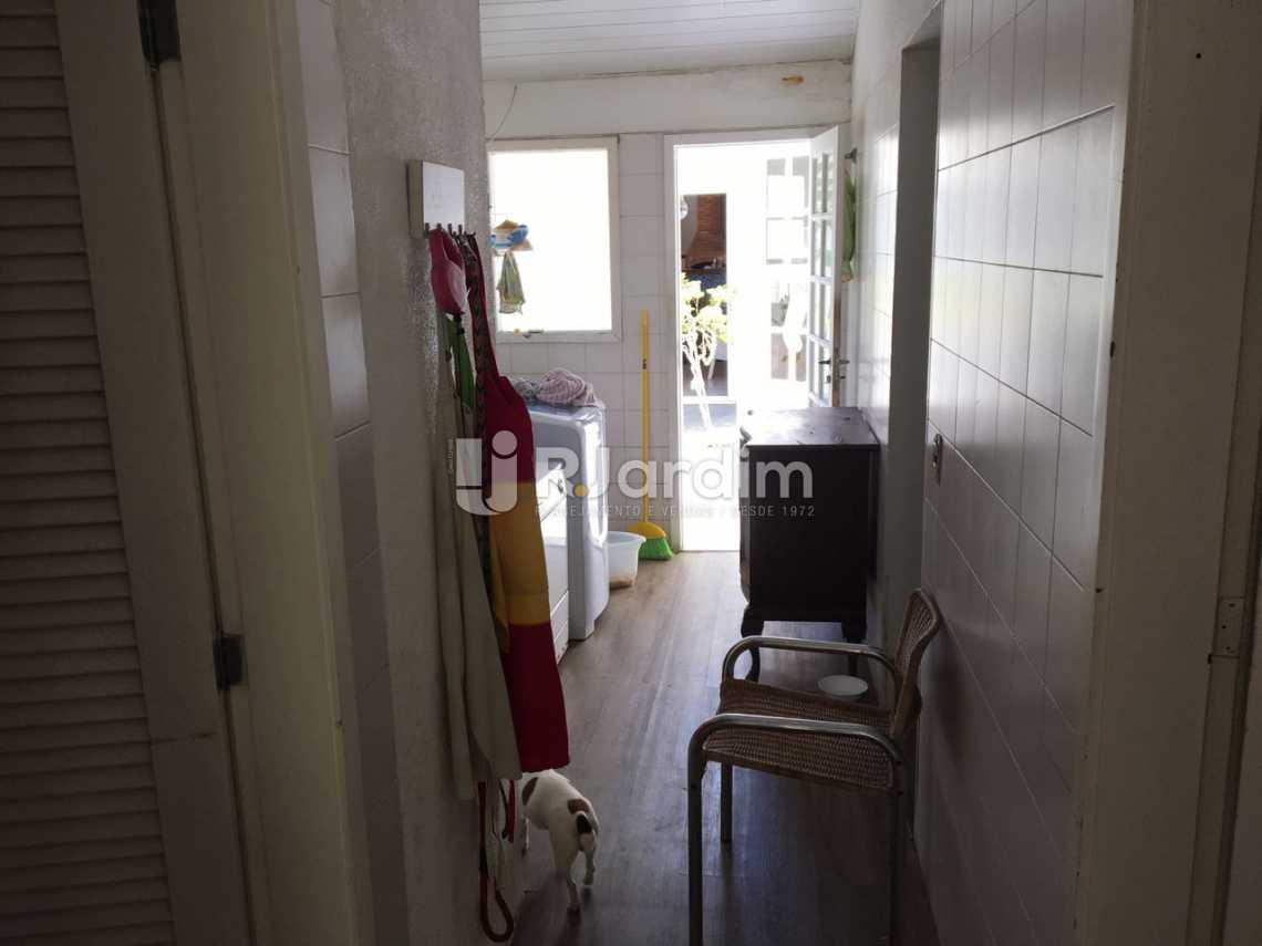 cozinha - Casa em Condominio À VENDA, Barra da Tijuca, Rio de Janeiro, RJ - LACN40014 - 10