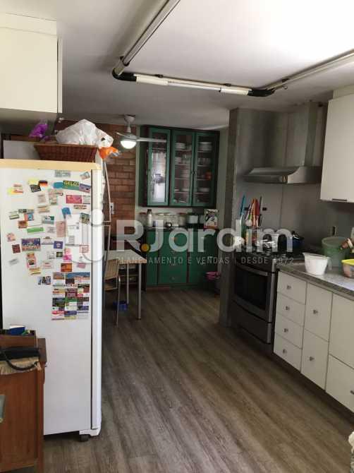 cozinha  - Casa em Condominio À VENDA, Barra da Tijuca, Rio de Janeiro, RJ - LACN40014 - 11