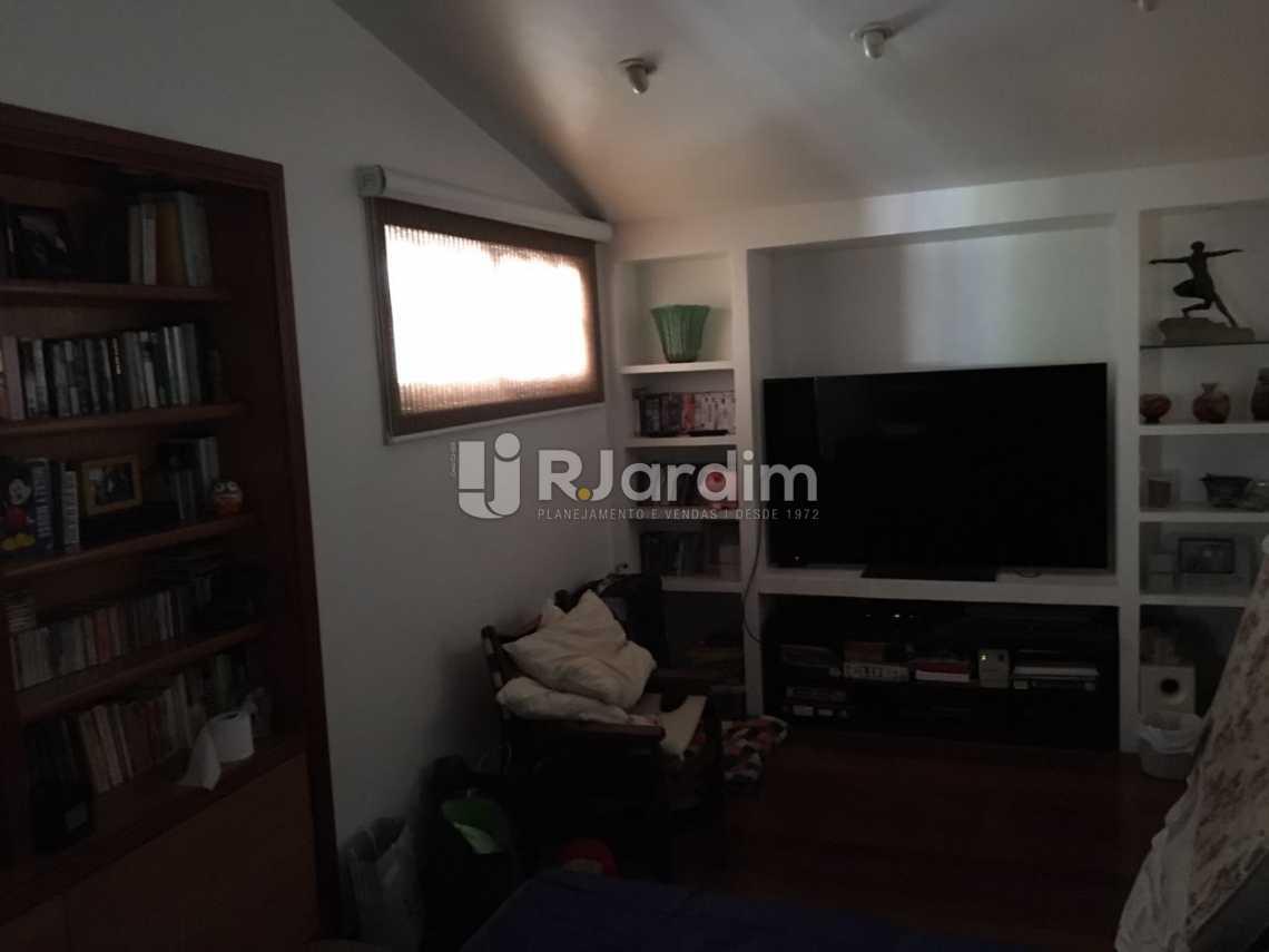 sala de tv - Casa em Condominio À VENDA, Barra da Tijuca, Rio de Janeiro, RJ - LACN40014 - 8