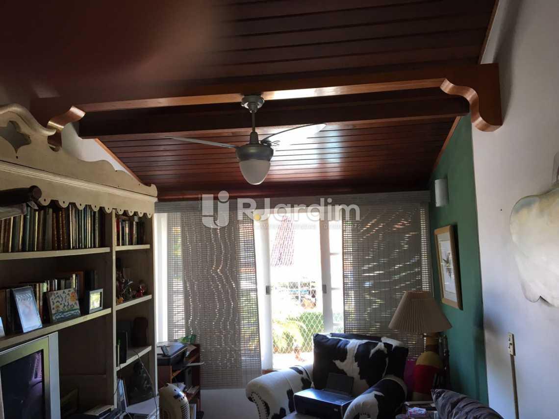 sala de descanso - Casa em Condominio À VENDA, Barra da Tijuca, Rio de Janeiro, RJ - LACN40014 - 15