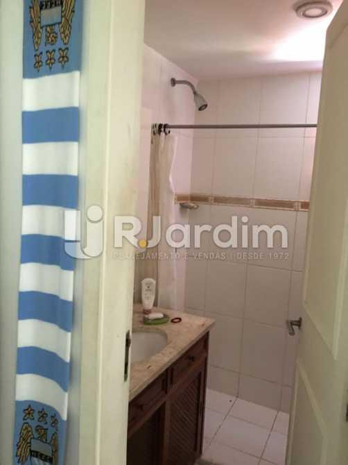 banheiro  - Casa em Condominio À VENDA, Barra da Tijuca, Rio de Janeiro, RJ - LACN40014 - 21