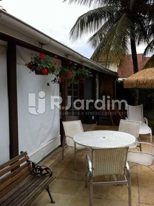 jardim - Casa em Condominio À VENDA, Barra da Tijuca, Rio de Janeiro, RJ - LACN40014 - 25