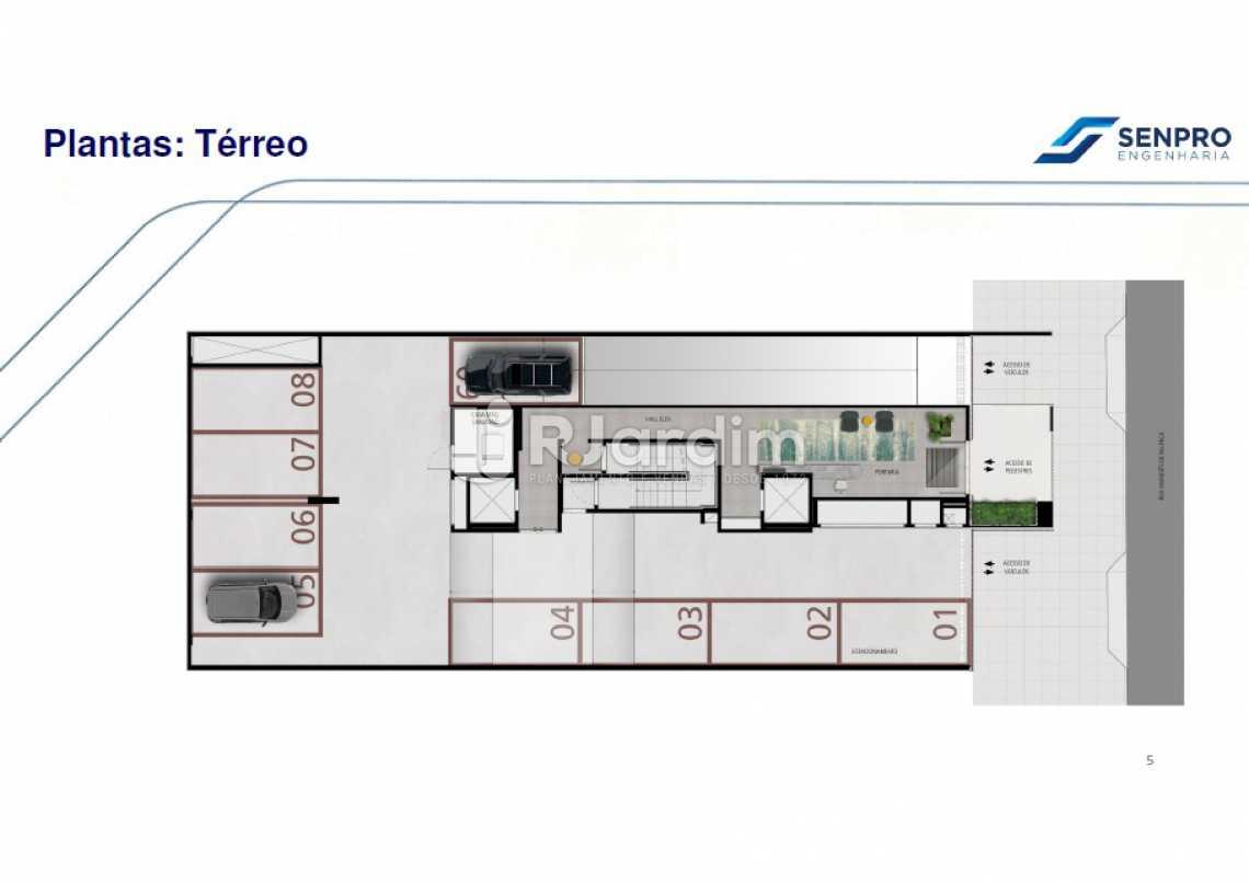 MARQUÊS DE VALENÇA - Apartamento 2 quartos à venda Tijuca, Zona Norte - Grande Tijuca,Rio de Janeiro - R$ 681.600 - LAAP21136 - 3