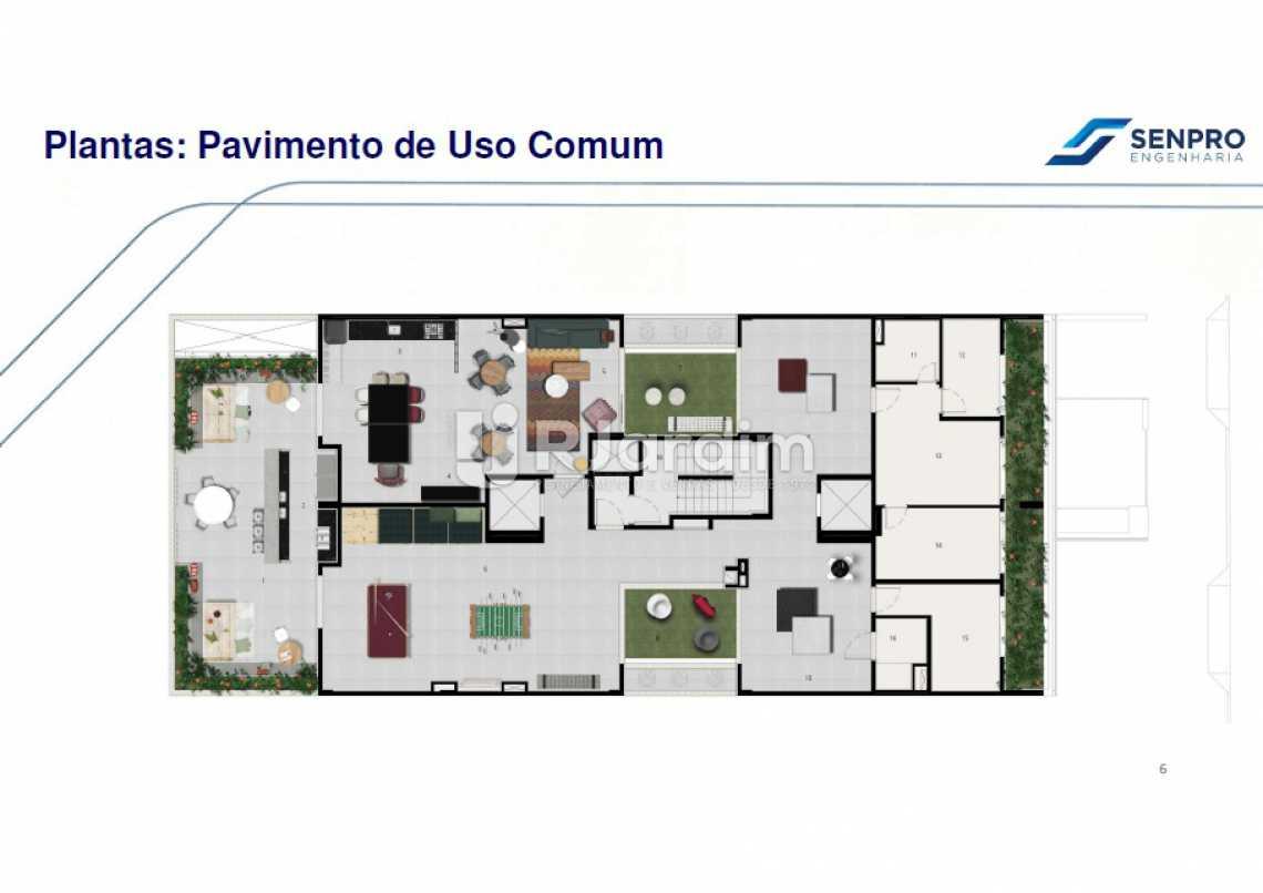 MARQUÊS DE VALENÇA - Apartamento 2 quartos à venda Tijuca, Zona Norte - Grande Tijuca,Rio de Janeiro - R$ 681.600 - LAAP21136 - 4