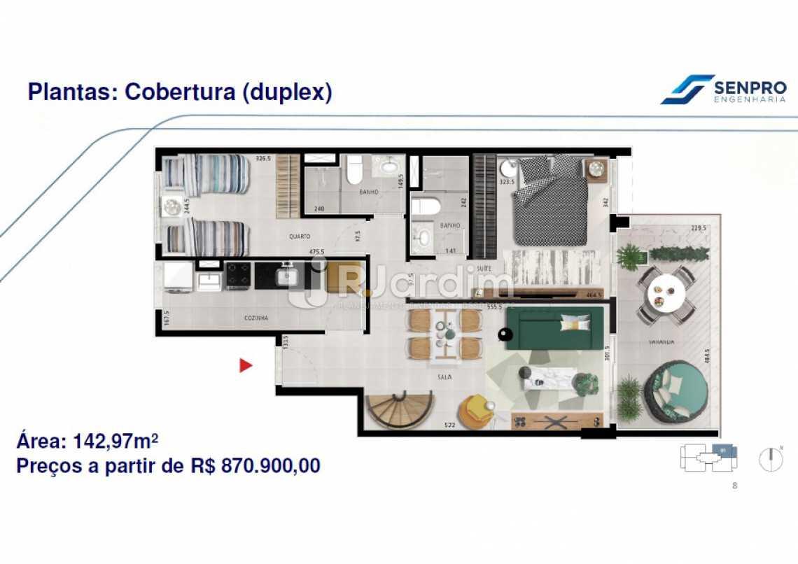 MARQUÊS DE VALENÇA - Apartamento Tijuca, Zona Norte - Grande Tijuca,Rio de Janeiro, RJ À Venda, 2 Quartos, 72m² - LAAP21136 - 6
