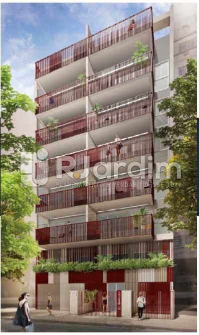 MARQUÊS DE VALENÇA - Apartamento 2 quartos à venda Tijuca, Zona Norte - Grande Tijuca,Rio de Janeiro - R$ 681.600 - LAAP21136 - 1