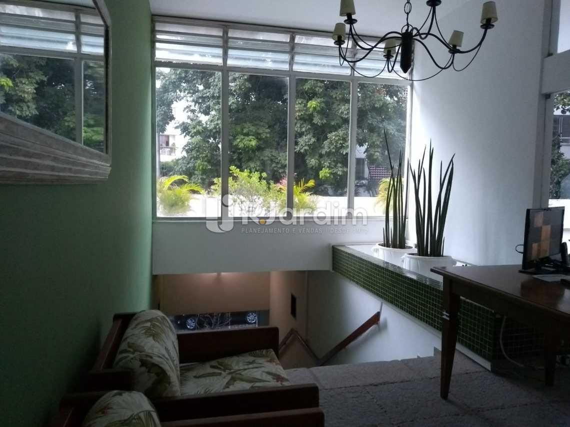 Portaria  - Cobertura À VENDA, Leblon, Rio de Janeiro, RJ - LACO30227 - 8