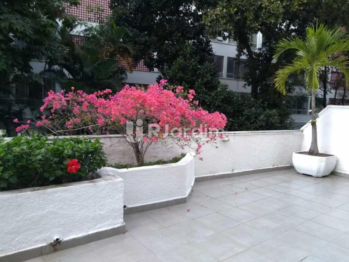 área comum / prédio - Cobertura À VENDA, Leblon, Rio de Janeiro, RJ - LACO30227 - 9
