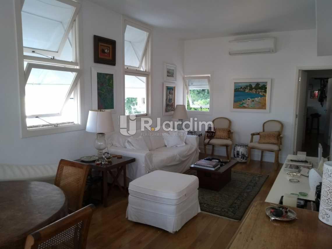 sala - Cobertura À VENDA, Leblon, Rio de Janeiro, RJ - LACO30227 - 12