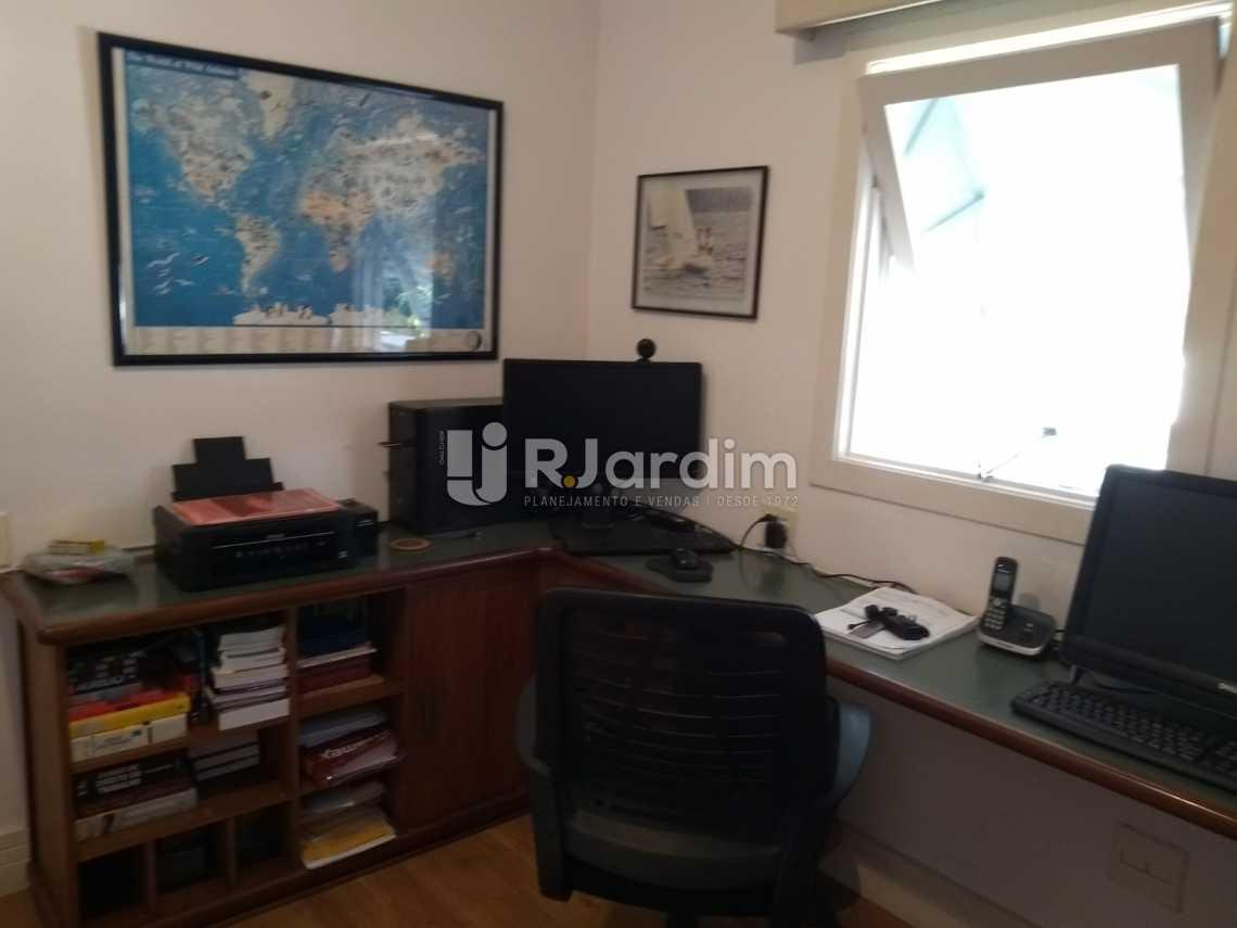 quarto 1 - Cobertura À VENDA, Leblon, Rio de Janeiro, RJ - LACO30227 - 17