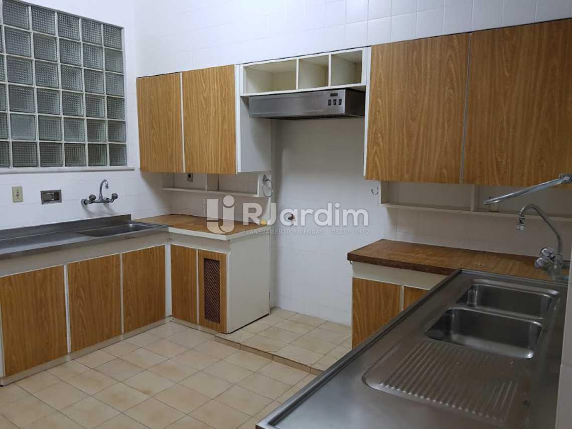 Cozinha - Compra Venda Avaliação Imóveis Apartamento Copacabana 4 Quartos - LAAP40638 - 24