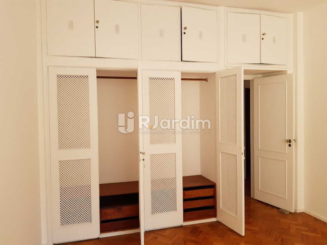 Quarto 1 - Compra Venda Avaliação Imóveis Apartamento Copacabana 4 Quartos - LAAP40638 - 12
