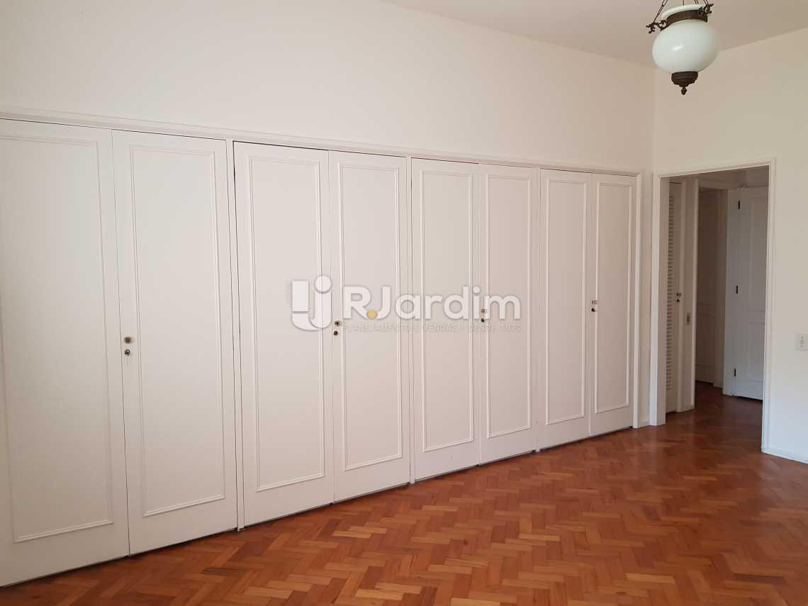 Quarto suíte 1 - Compra Venda Avaliação Imóveis Apartamento Copacabana 4 Quartos - LAAP40638 - 20