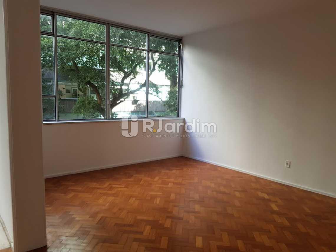 Sala - Compra Venda Avaliação Imóveis Apartamento Copacabana 4 Quartos - LAAP40638 - 1