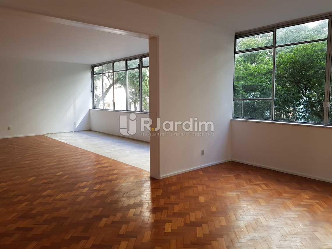 Sala - Compra Venda Avaliação Imóveis Apartamento Copacabana 4 Quartos - LAAP40638 - 5