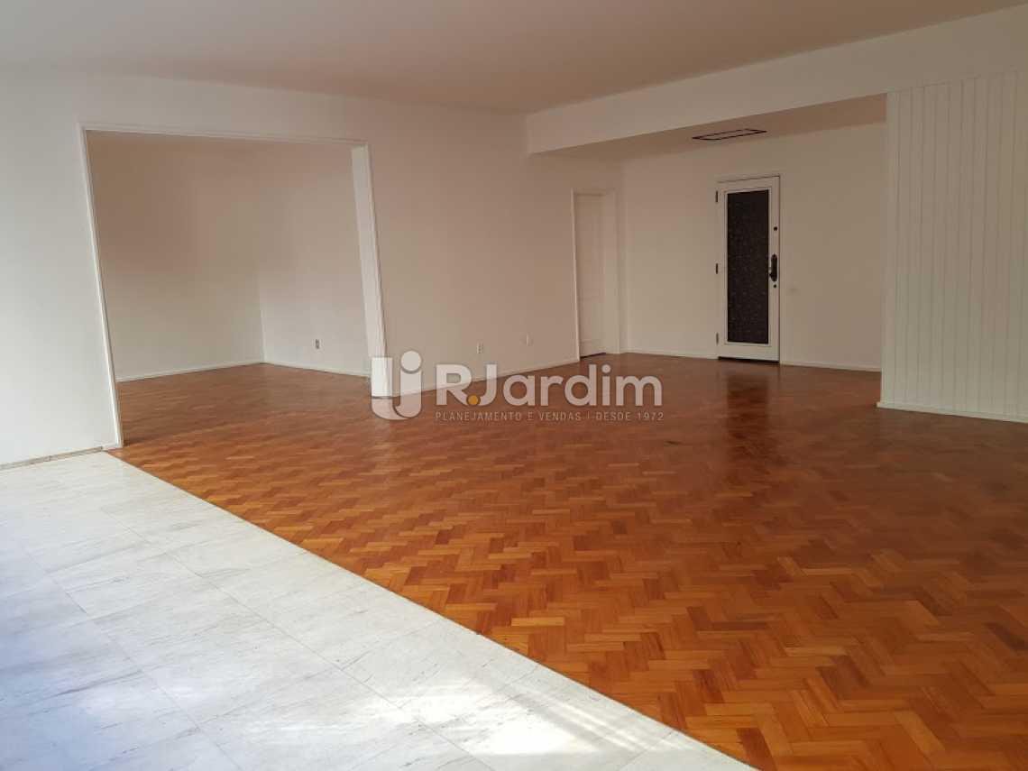 Sala - Compra Venda Avaliação Imóveis Apartamento Copacabana 4 Quartos - LAAP40638 - 6