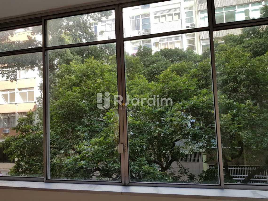 Vista sala - Compra Venda Avaliação Imóveis Apartamento Copacabana 4 Quartos - LAAP40638 - 4