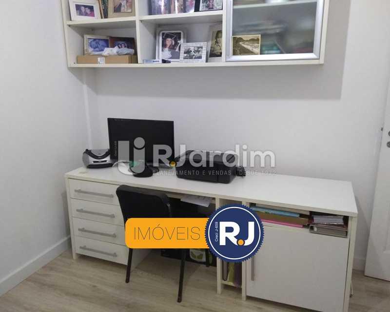quarto 2  - Apartamento Humaitá 2 Quartos - LAAP21146 - 11