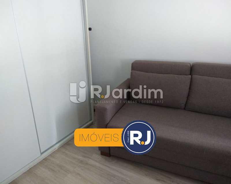quarto 2 - Apartamento Humaitá 2 Quartos - LAAP21146 - 10