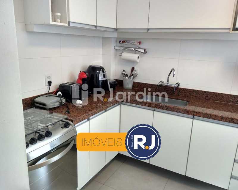 cozinha - Apartamento Humaitá 2 Quartos - LAAP21146 - 17