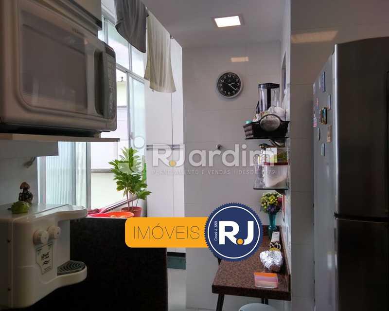 área de serviço  - Apartamento Humaitá 2 Quartos - LAAP21146 - 19