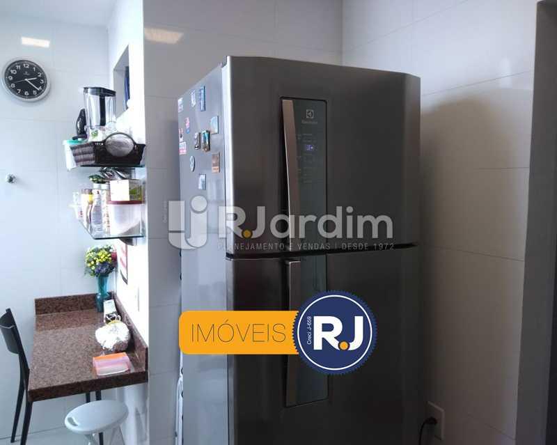 cozinha - Apartamento Humaitá 2 Quartos - LAAP21146 - 21