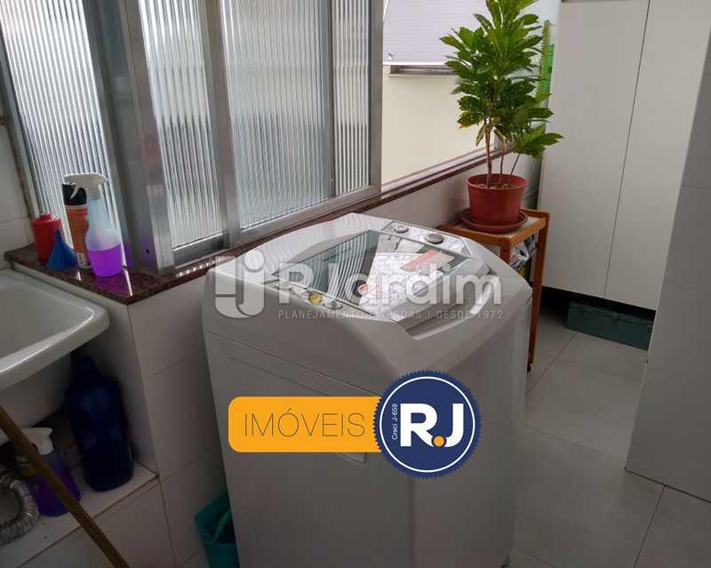 área de serviço - Apartamento Humaitá 2 Quartos - LAAP21146 - 25