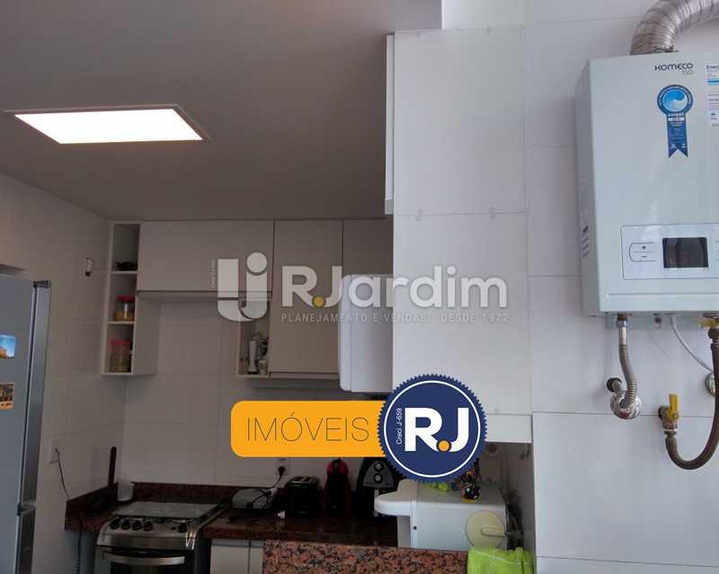 cozinha - Apartamento Humaitá 2 Quartos - LAAP21146 - 22