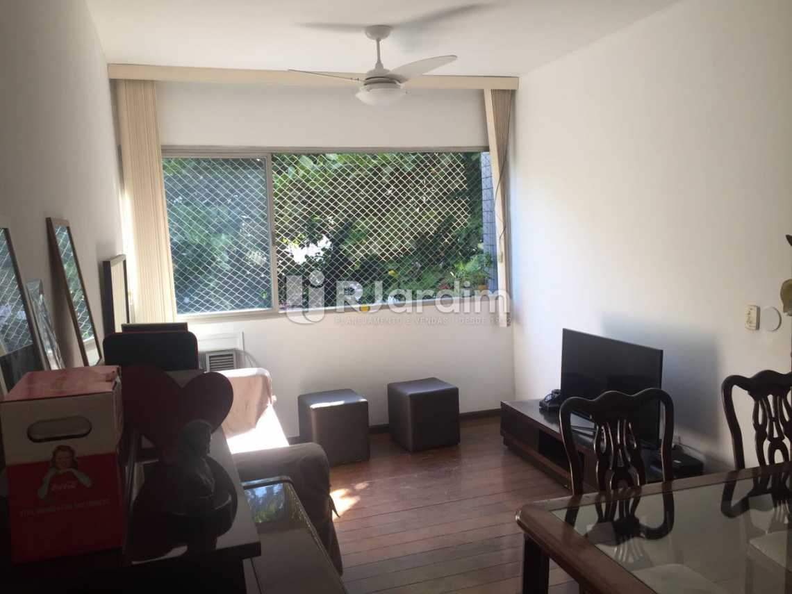 Sala - Apartamento À VENDA, Ipanema, Rio de Janeiro, RJ - LAAP31630 - 1