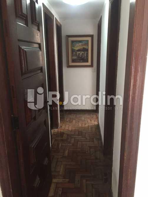 Corredor de circulação - Apartamento À VENDA, Ipanema, Rio de Janeiro, RJ - LAAP31630 - 7