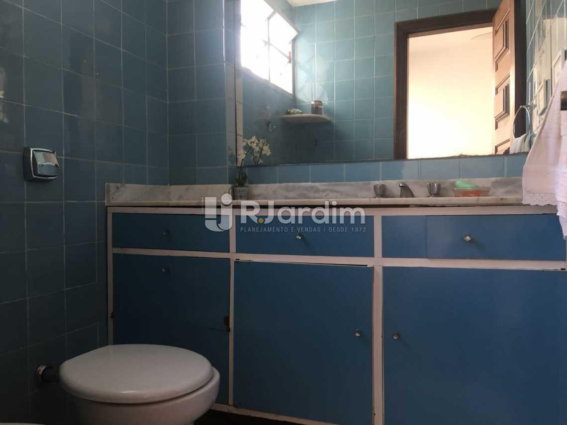 Banheiro social - Apartamento À VENDA, Ipanema, Rio de Janeiro, RJ - LAAP31630 - 17