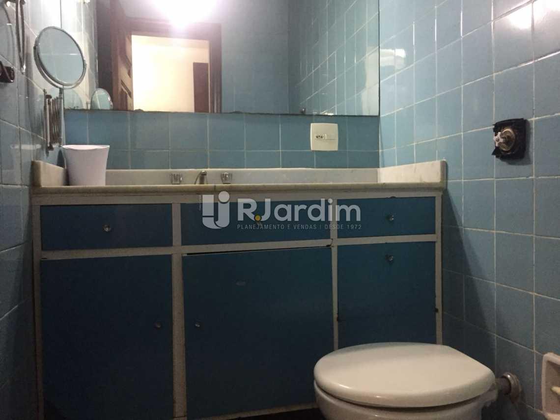 Banheiro suíte - Apartamento À VENDA, Ipanema, Rio de Janeiro, RJ - LAAP31630 - 11