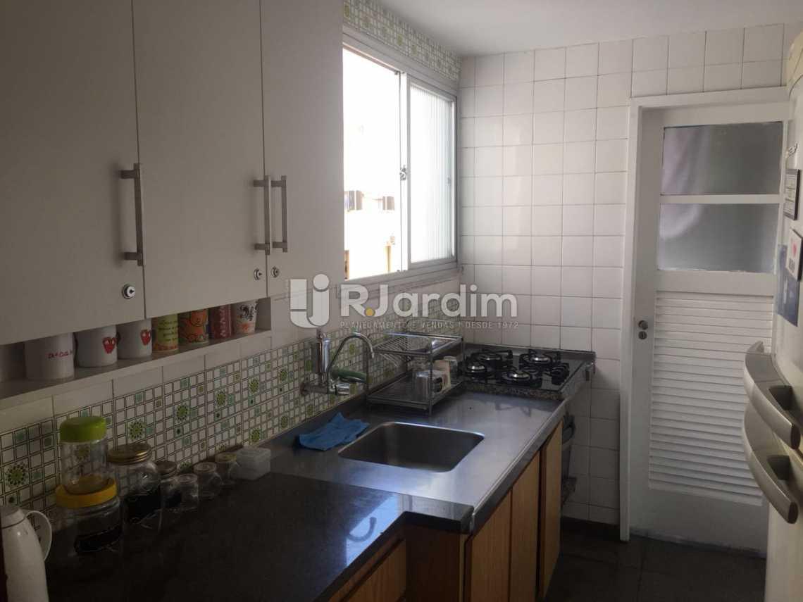Cozinha - Apartamento À VENDA, Ipanema, Rio de Janeiro, RJ - LAAP31630 - 18