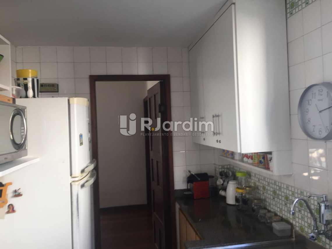 Cozinha - Apartamento À VENDA, Ipanema, Rio de Janeiro, RJ - LAAP31630 - 20