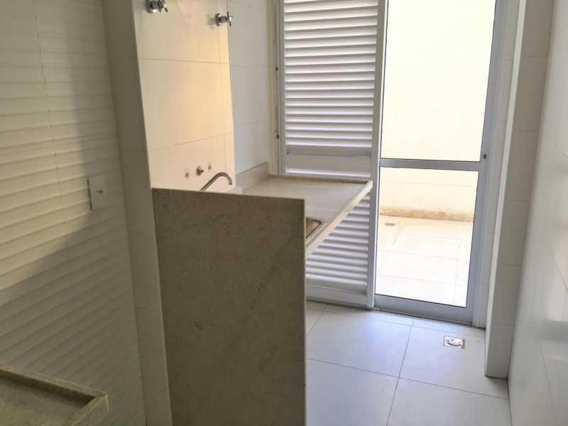 lafontainelagoa 18 - La Fontaine / 3 quartos / Lagoa / Zona sul / Rio de Janeiro RJ - LAAP40641 - 24