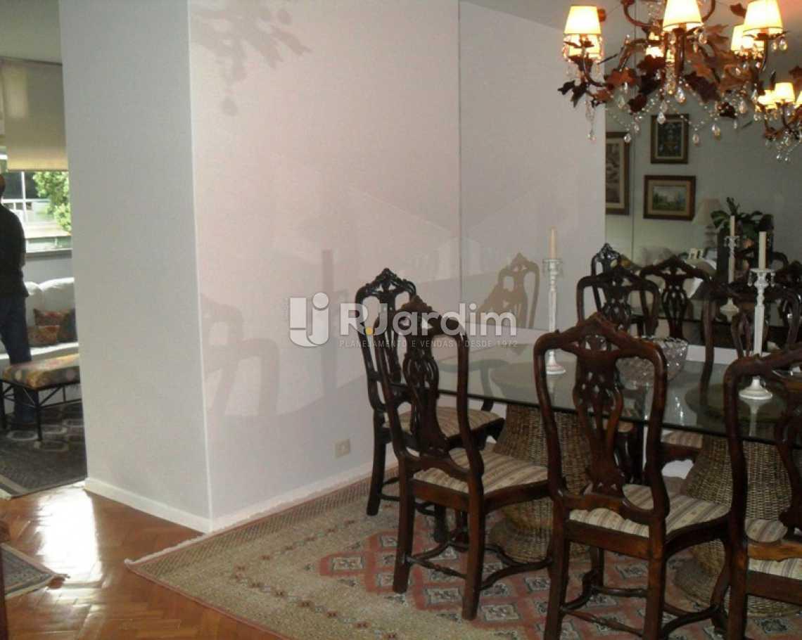Sala jantar - Apartamento À VENDA, Ipanema, Rio de Janeiro, RJ - LAAP40643 - 1