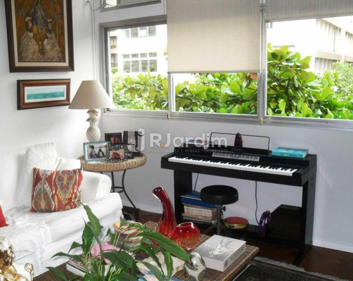 Sala - Apartamento À VENDA, Ipanema, Rio de Janeiro, RJ - LAAP40643 - 3