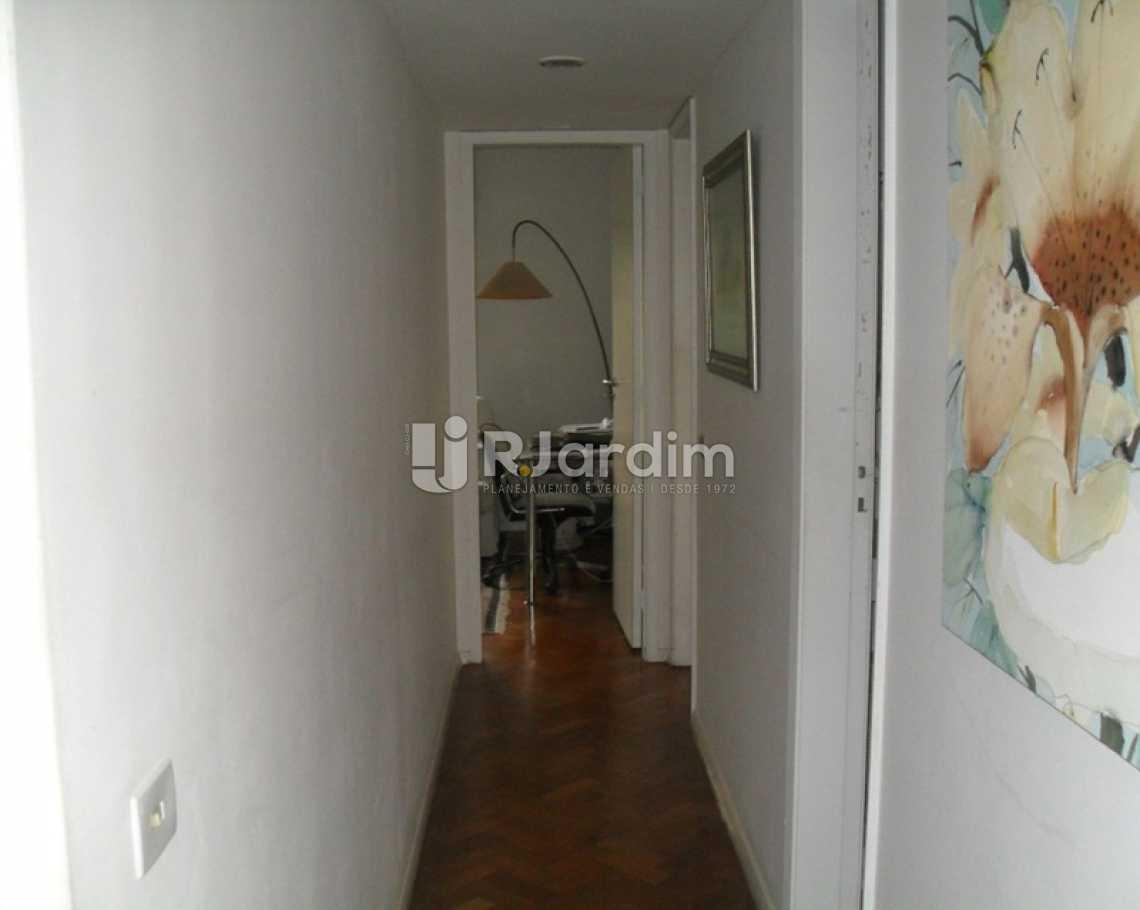 Circulação - Apartamento À VENDA, Ipanema, Rio de Janeiro, RJ - LAAP40643 - 9