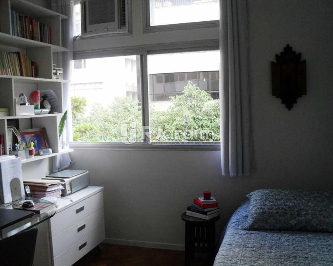 Quarto  - Apartamento À VENDA, Ipanema, Rio de Janeiro, RJ - LAAP40643 - 12