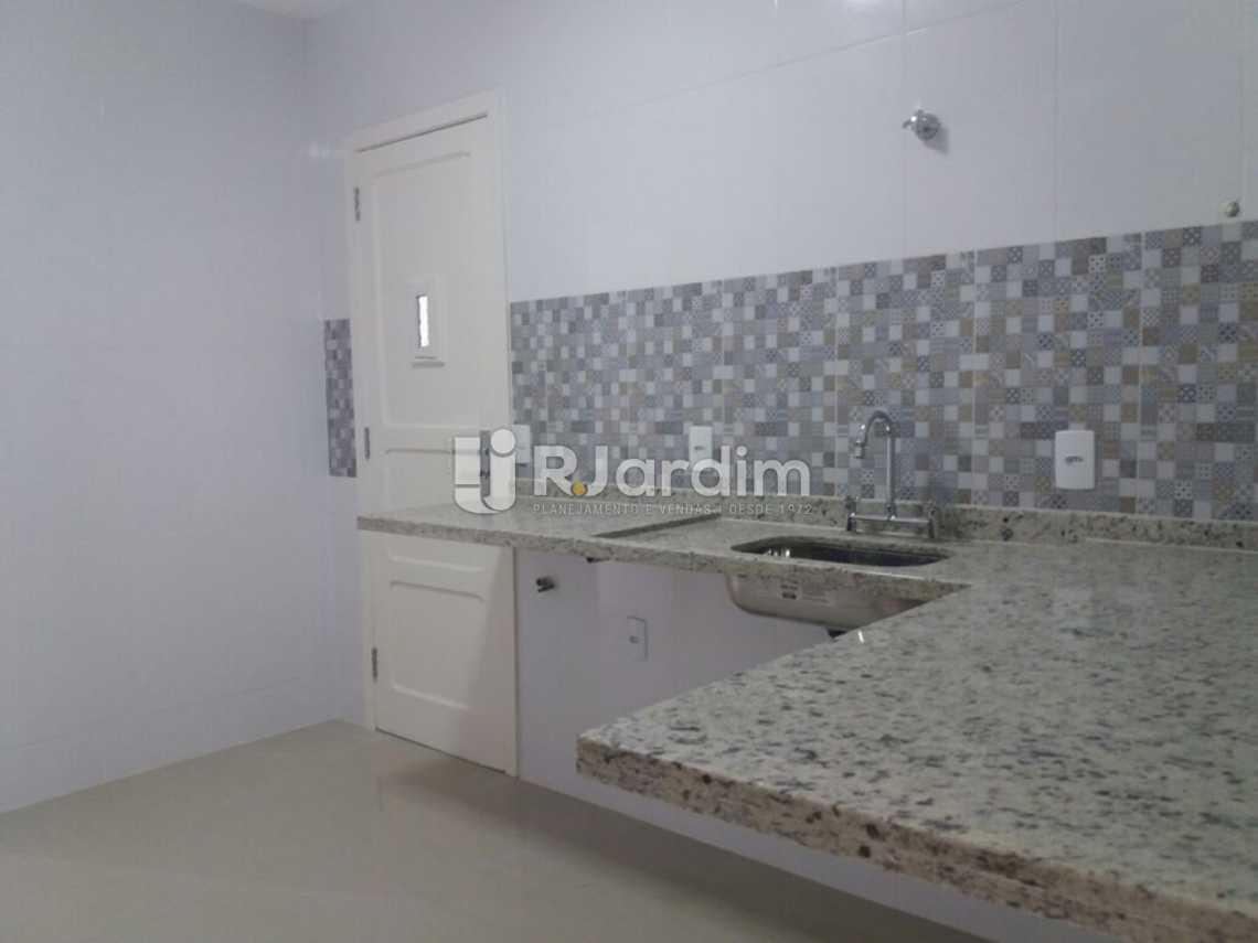 Cozinha - Apartamento Ipanema, Zona Sul,Rio de Janeiro, RJ À Venda, 2 Quartos, 85m² - LAAP21154 - 4