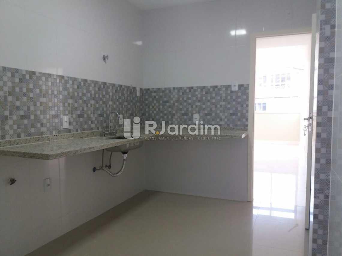 Cozinha - Apartamento Ipanema, Zona Sul,Rio de Janeiro, RJ À Venda, 2 Quartos, 85m² - LAAP21154 - 5