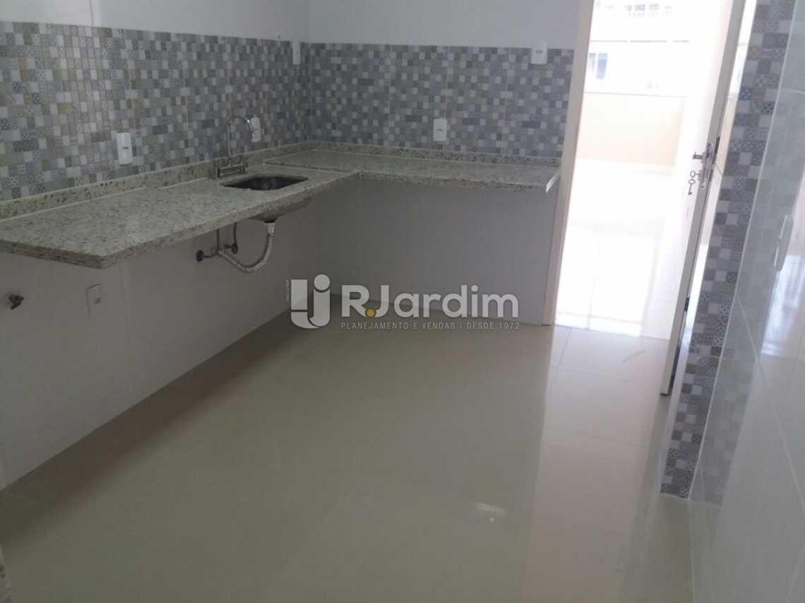 Cozinha - Apartamento Ipanema, Zona Sul,Rio de Janeiro, RJ À Venda, 2 Quartos, 85m² - LAAP21154 - 11