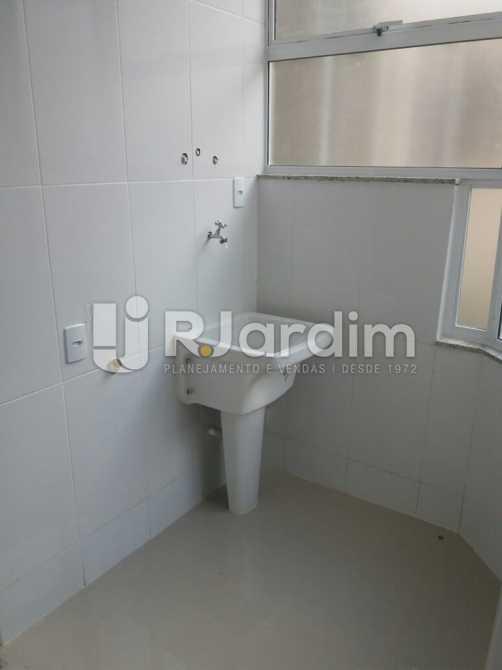 Área - Apartamento Ipanema, Zona Sul,Rio de Janeiro, RJ À Venda, 2 Quartos, 85m² - LAAP21154 - 16